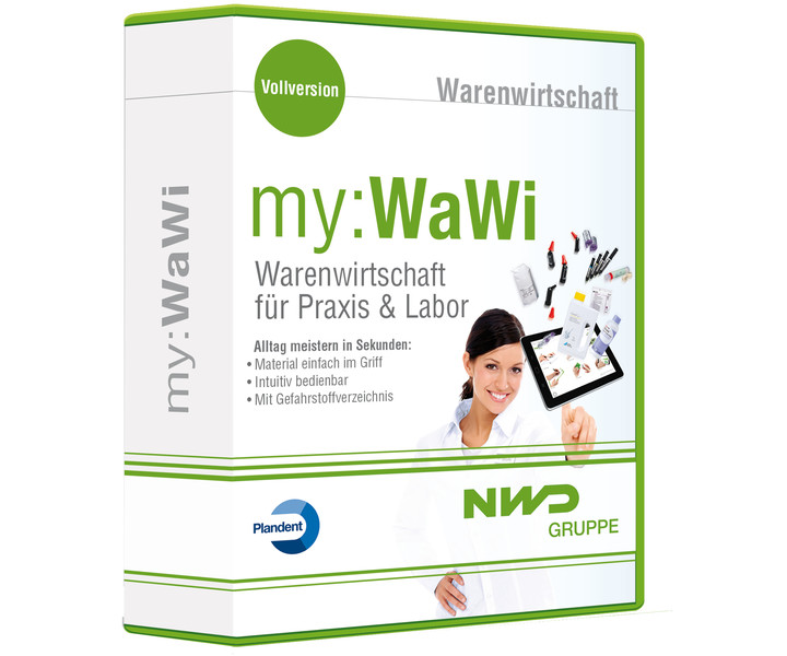 my:WaWi Software