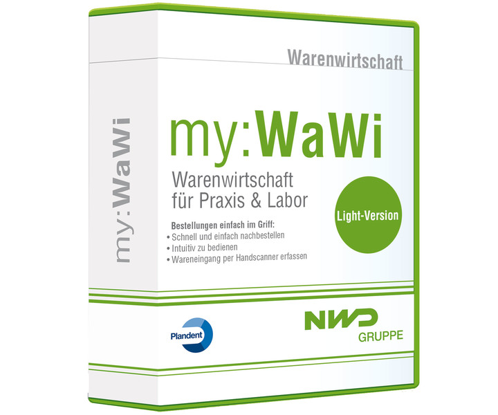 my:WaWi light Software