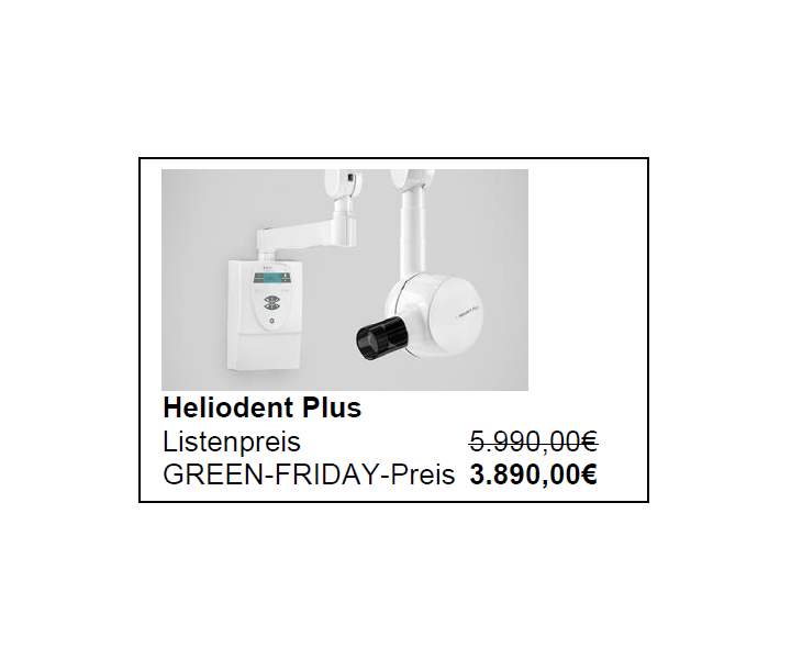 Heliodent Plus