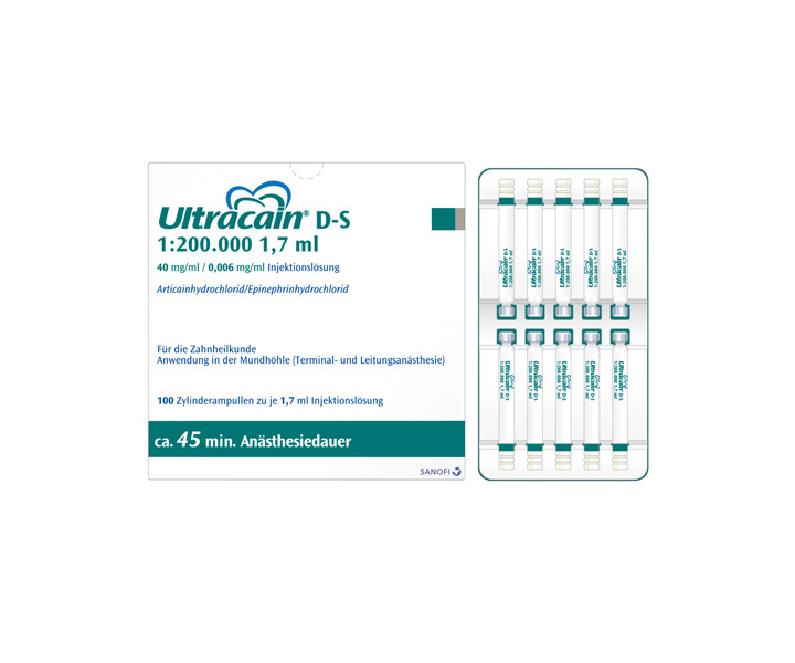 Ultracain D-S