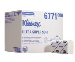 Kleenex Handtücher Ultra Super Soft