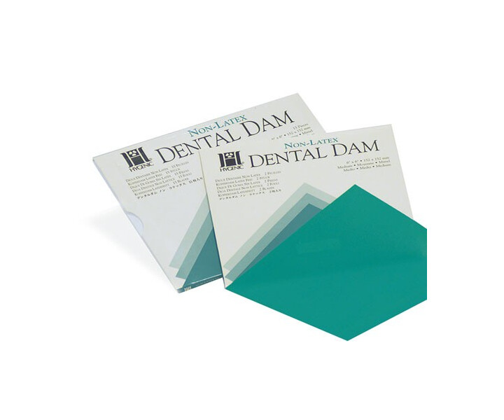 Hygenic Dental Dam non latex
