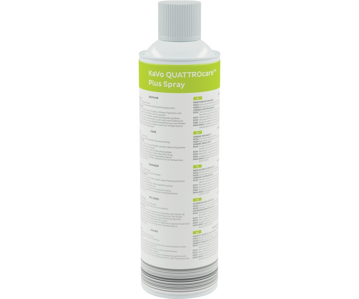 Quattrocare Plus Spray